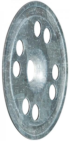 Dämmstoffteller Metall DTM 70/10