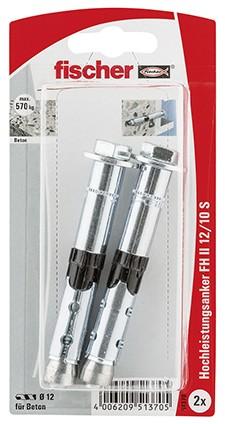 Hochleistungsanker FH II 12/10 S K (2)
