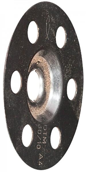 Dämmstoffteller Metall DTM 60/10 A4