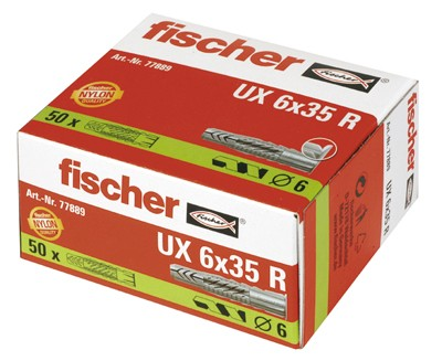 Universaldübel UX 6x35 R (50)