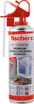 Premium Schnellmontageschaum PU 500
