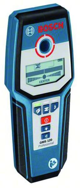 BOSCH Multidetektor GMS120 Ortungsgerät