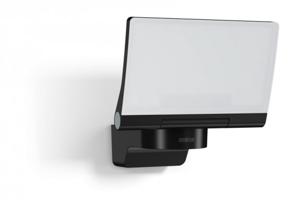 Steinel LED Strahler 14,8W 1184 lm 4000 K neutralweiß 181x180 mm XLED Home 2 schwarz