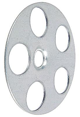Dämmstoffteller HA 36 gelocht A4
