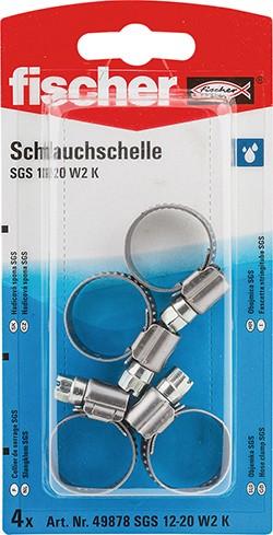 Schlauchschelle SGS 12-20 W2 K (4)