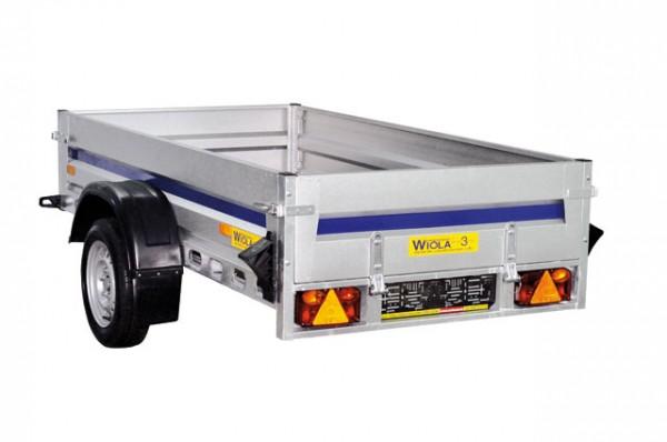 PKW-Anhänger 750 kg, ungebremst