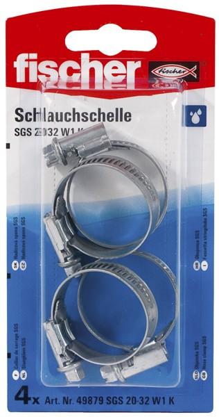 Schlauchschelle SGS 20-32 W2 K (4)
